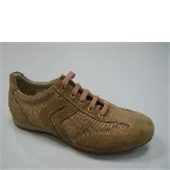 Geox Sneakers Homme Beige KIWOABSmN
