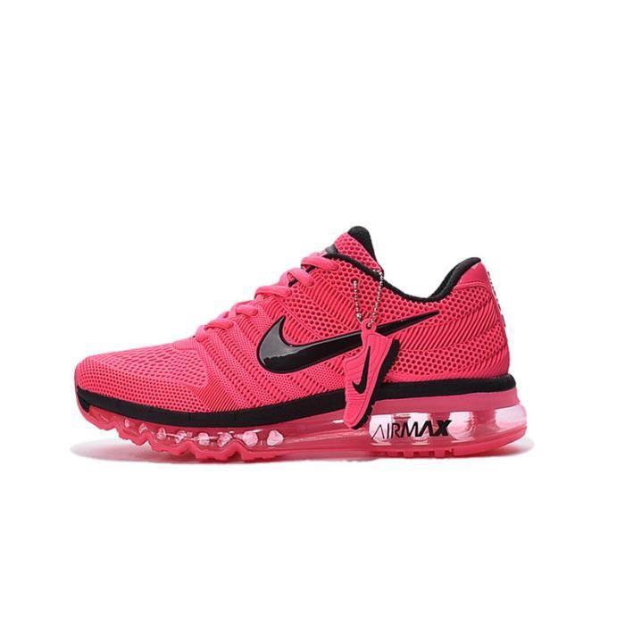Nike Air Max 2017 Mesdames  Mode ChaussuresRose Rose Achat  Mesdames  Vente a67e7e