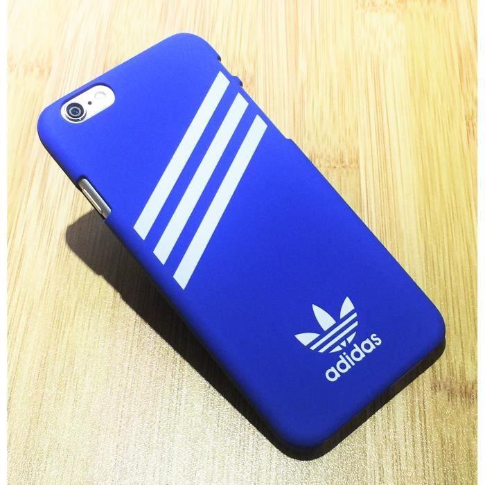 coque iphone 7 plus bleu