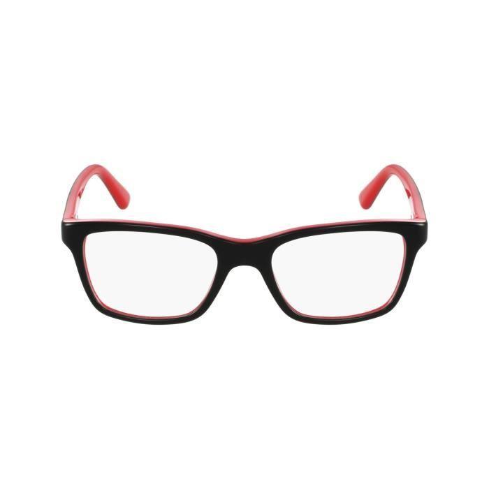 Lunettes de vue Ray Ban RY1536 -3573 Noir - Rouge - Achat   Vente ... 09c208c77d83