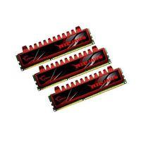 MÉMOIRE RAM DDR3 12GB PC1600 CL9 KIT 6X2GB G.SKILL 12GBRL