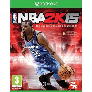 JEU XBOX ONE NBA 2K15 Jeu Xbox One