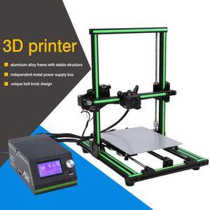 IMPRIMANTE 3D 3D Imprimante d'alliage d'aluminium Taille d'impre