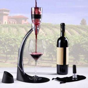 LOT  OUTIL PRÉPARATION  Décanteur Vin Professionnel Design