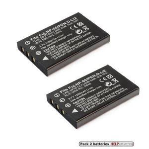BATTERIE APPAREIL PHOTO Batterie pour Appareil photo Kodak Klic-5000 pack