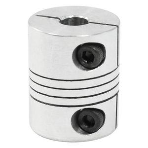 COUPLEUR D'ANTENNE 6.35mm a 6.35mm CNC Moteur pas a pas Moteur Arbre