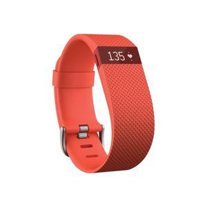 MONTRE CONNECTÉE Fitbit Charge HR L suivi d'activités monochrome Bl
