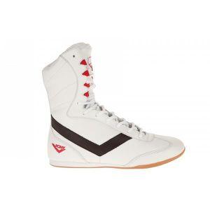 Basket montante boxe Pony en cui... Blanc Blanc - Achat   Vente ... 85a4db0c9a5