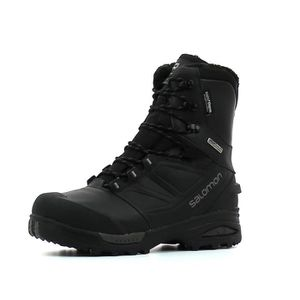 BOTTE Boots de randonnée chaude Salomon Toundra Pro CSWP