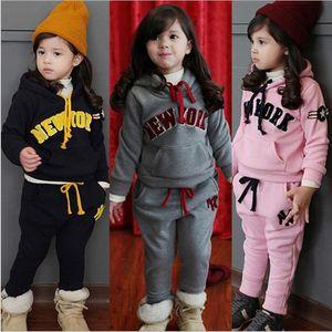 Ensemble de vêtements Vêtements fille Set, 3-8 Filles âge Costumes Vêtem