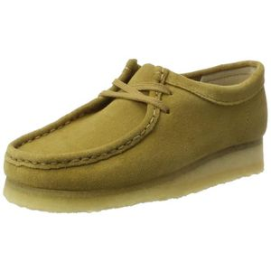 DERBY Clarks Originals Wallabee des femmes. Derby 3UZHXQ