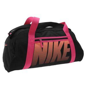 e891a430f2 Sac De Sport Nouvelle Collection Nike Club Noir Et Rose - Prix pas ...