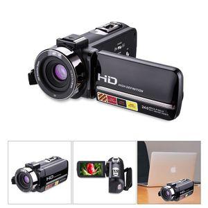 APPAREIL PHOTO BRIDGE Caméra vidéo numérique 3.0 pouces FHD 1080P 16X Zo