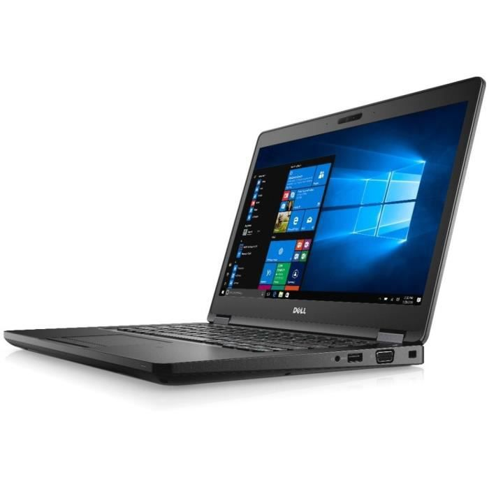 DELL - PC Portable Latitude 5480 - 14\