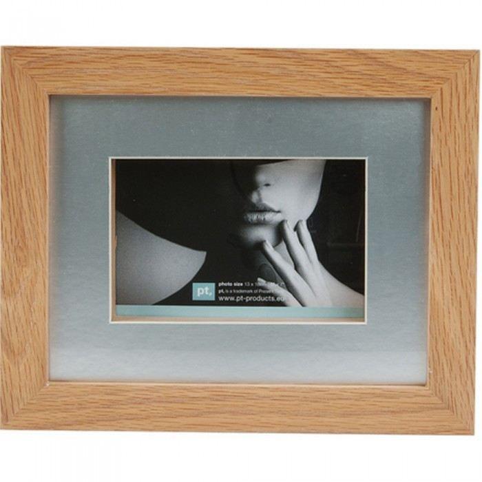 cadre photo bois 10 x 15 cm basile couleur bois achat vente cadre photo bois mdf soldes. Black Bedroom Furniture Sets. Home Design Ideas