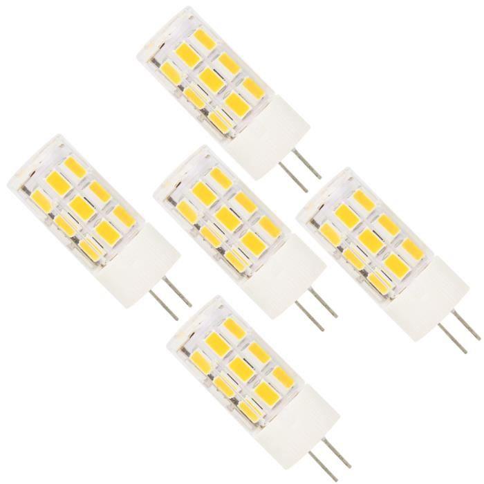 5x g4 ampoule led 3w economie d energie ampoule la 5 Superbe Economie Ampoule Led Zat3