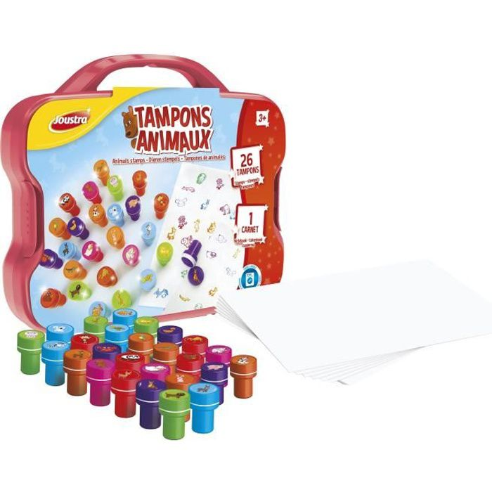 Mallette tampons animaux AdC2g3LJT