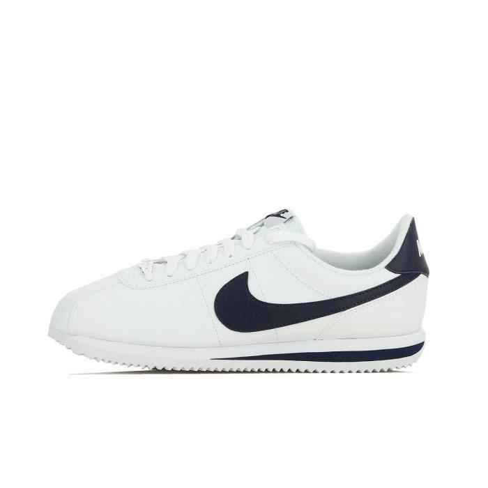 819719 Cortez Leather 141 Nike Basket Basic wqBHEI