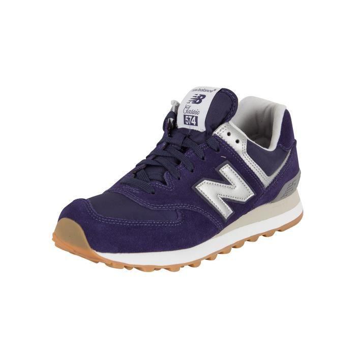 new balance hommes violet