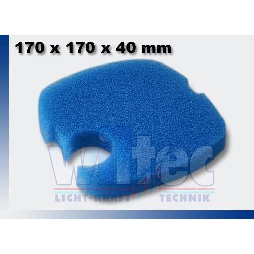 Pièce detachée pour SunSun Aquarium Filtre externe HW-302 Matériau Filtre 4cm - 50197-97