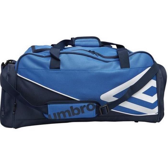Grand Sac De Sport Umbro Bleu - Achat / Vente