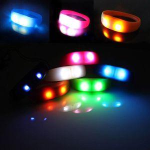 BRACELET - GOURMETTE Bracelet Lumineux - Blink Bandz