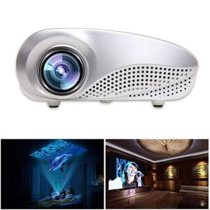Ensemble home cinéma Mini Accueil Cinéma multimédia Projecteur LED HD S