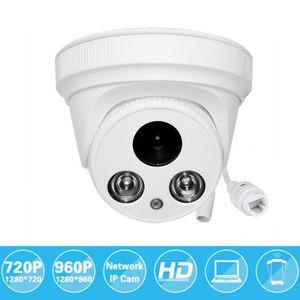 CAMÉRA IP HisEEu 720P 960P 1.0MP 1.3MP réseau IP CCTV Caméra