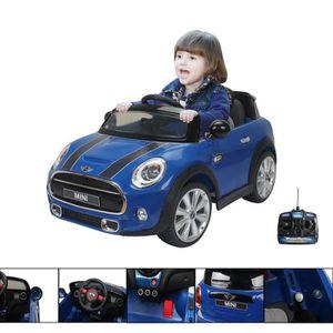 voiture electrique pour enfant avec telecommande achat vente jeux et jouets pas chers. Black Bedroom Furniture Sets. Home Design Ideas