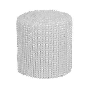 BOBINE DE RUBAN 1 rouleau maille perle ruban vêtements accessoires