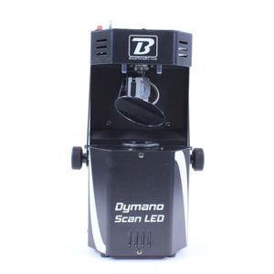 ECLAIRAGE SCANNER Scan BoomtoneDj Dymano Scan Led