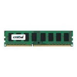MÉMOIRE RAM CRUCIAL Mémoire 4Go DDR3 1600 CL11