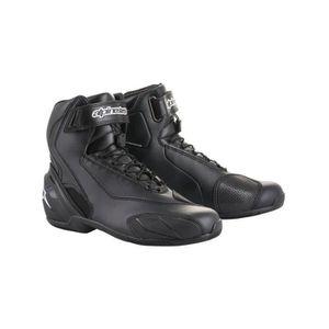 CHAUSSURE - BOTTE Bottes de moto Alpinestars SP-1 V2 Noir Noir