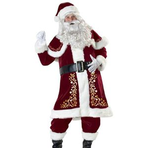 da16a4e311382 DÉGUISEMENT - PANOPLIE EOZY Déguisement Père Noël Homme Adulte Costume Se