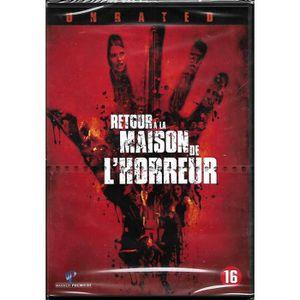 DVD FILM DVD - Retour à la Maison de l'Horreur