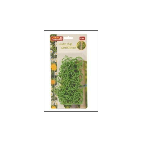 Anneaux de plantes 50pcs