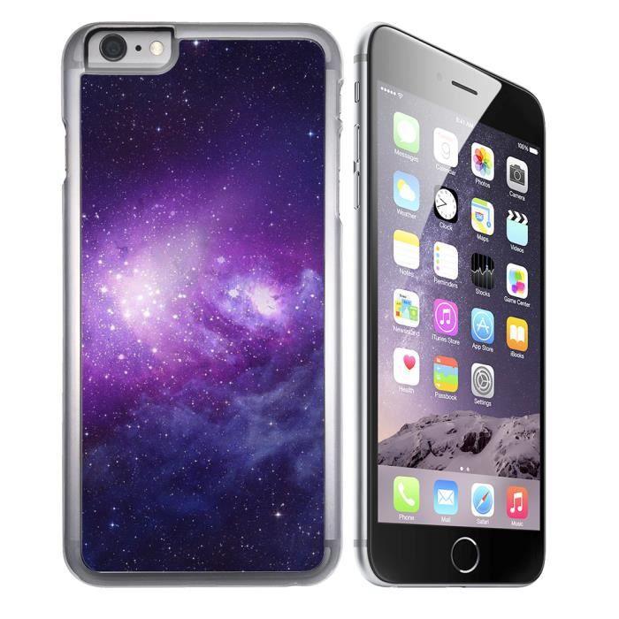 coque violet iphone 8