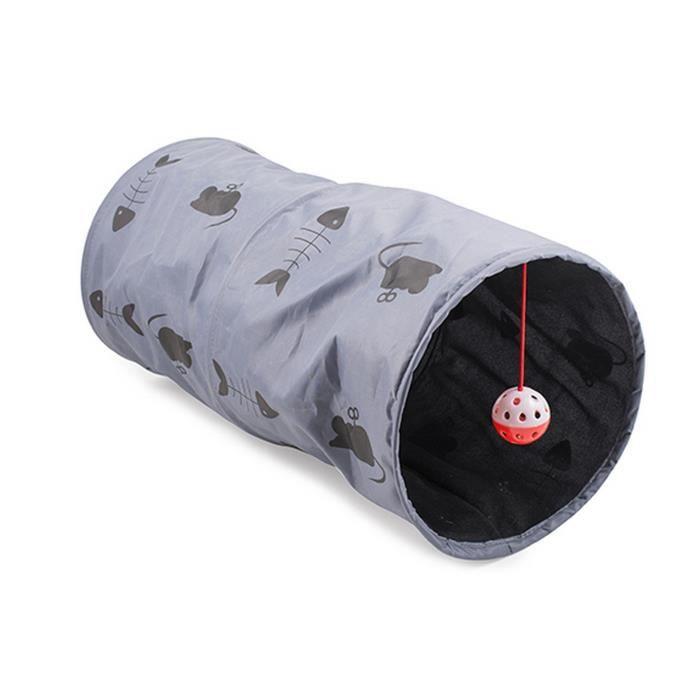 tunnel de jeu chat achat vente pas cher. Black Bedroom Furniture Sets. Home Design Ideas