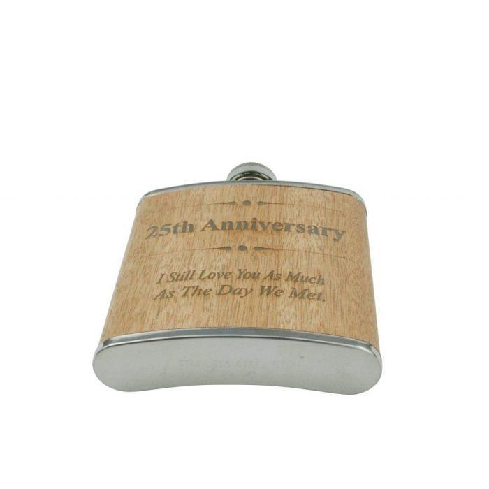 Flasque 40e Anniversaire De Mariage Cadeau Pour Lui