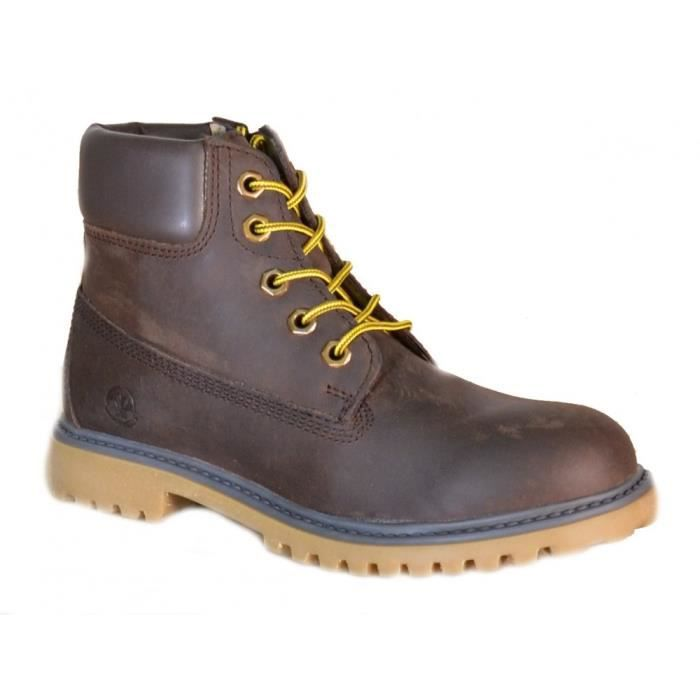 Lumberjack - Lumberjack River Chaussures pour Garçon Marron Zip CE002