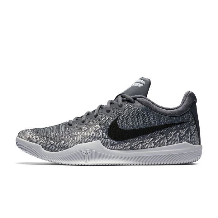 cher Gris Mamba Nike pas Prix Cdiscount de Rage Basketball Chaussure nq86aF8