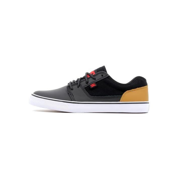 Tonik Baskets Dc Coloris Se Basses BlackCamel Shoes n08OkwP