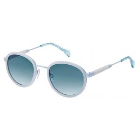 Z4L Tommy de 1307 S Hilfiger Lunettes azur soleil bleue Achetez femme TH 08 zwCqAnt