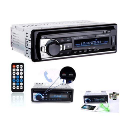 Autoradio MP3 Bluetooth USB 12V Stéréo de Voiture Lecteur Multimédia---Timesquare
