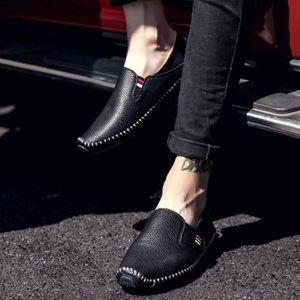 chaussure multisport pour Hommebleu 5.5 Driving Mocassins simples Design Chaussures de sport confortables chaussures p_2054 8hxsss
