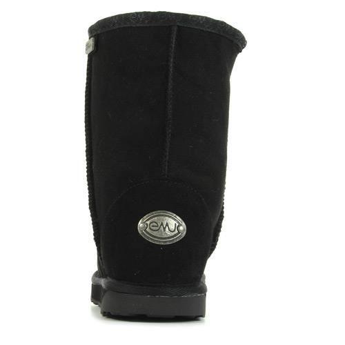Boots EMU Australia Platinum Stinger Lo Black