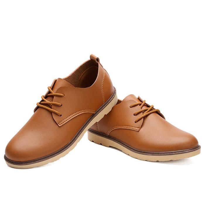 En Bottes Hiver Bottine Automne Chaussures Travail Qualité PU Classique Sport Travail Martin De Hommes Cuir Haute Mâle Confortable SHExw7q