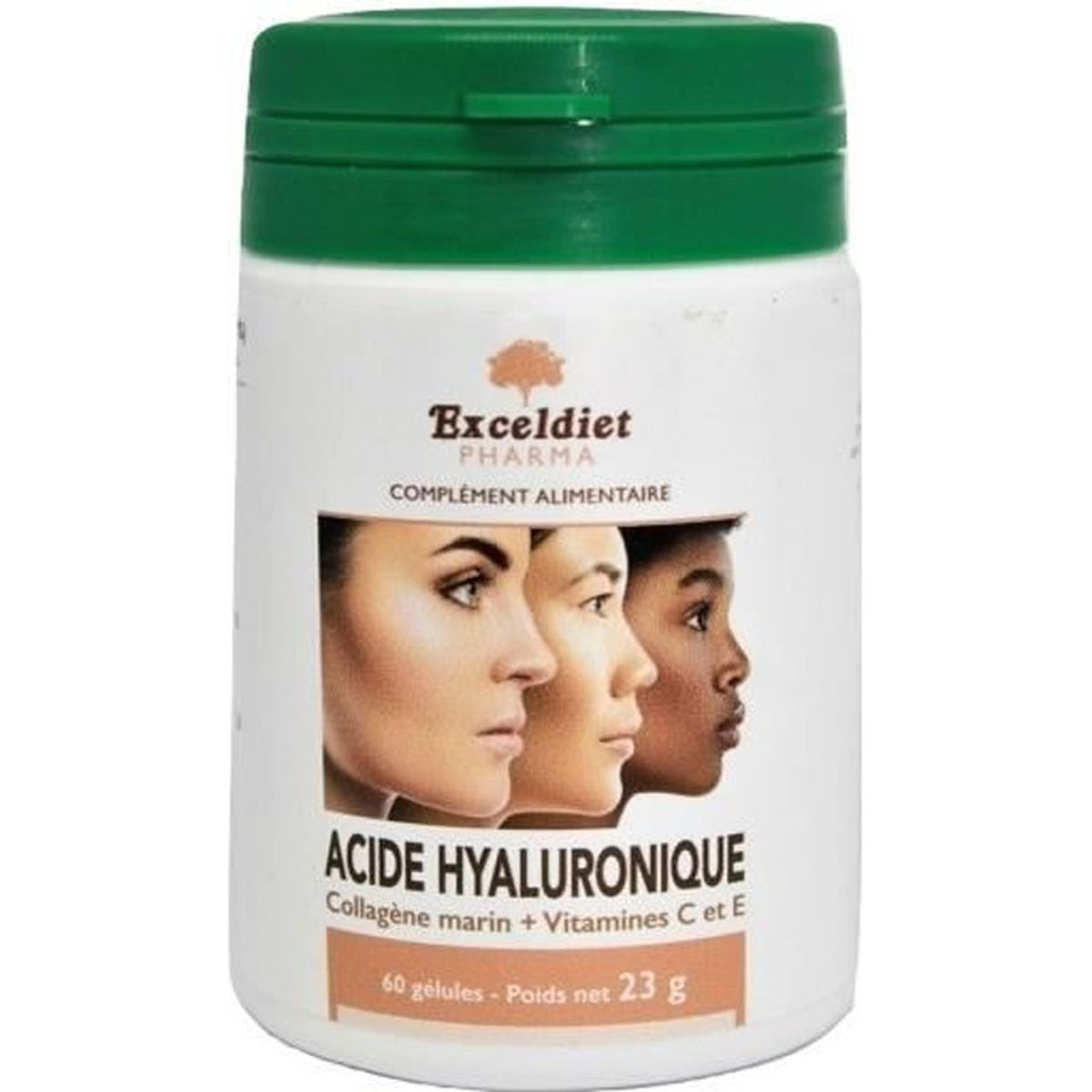 COMPLEMENT ANTI-ÂGE ACIDE HYALURONIQUE + COLLAGENE