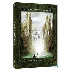 DVD FILM DVD Le seigneur des anneaux - La communauté de ...
