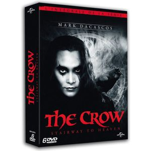 DVD SÉRIE DVD Coffret intégrale the crow : stairway to he...